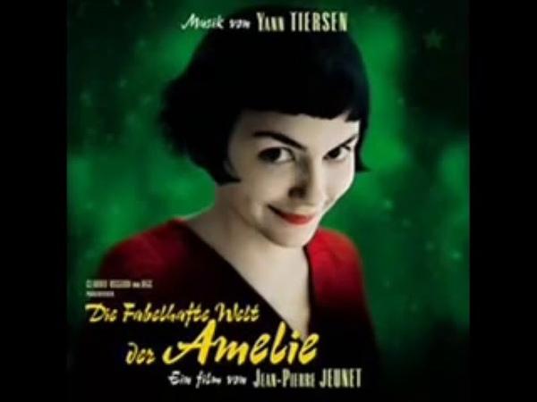 Comptine dUn Autre Été Die fabelhafte Welt der Amélie Piano 1 hour loop