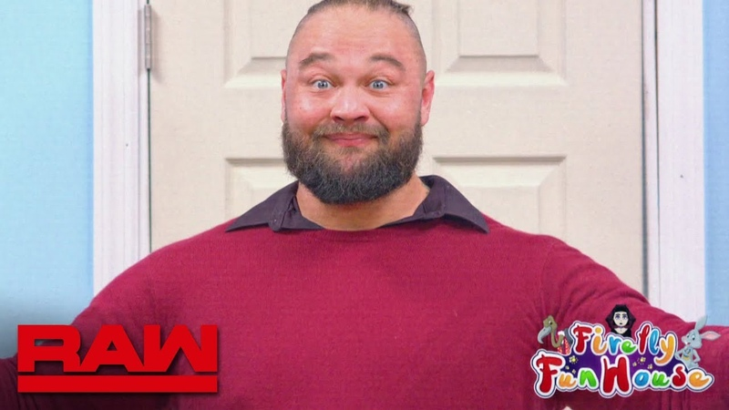Welcome to Bray Wyatt's Firefly Fun House Raw April 22 2019