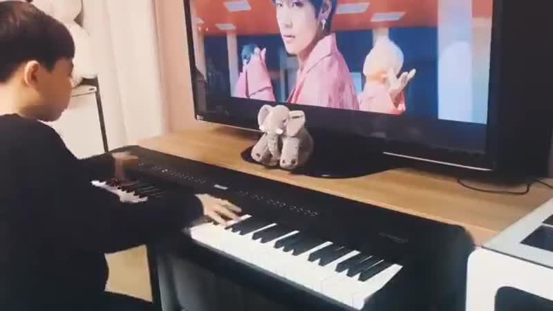 бвл на пианино