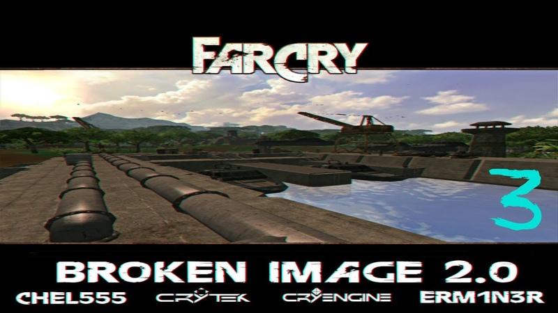 Прохождение карты Far Cry Broken Image 2.0 |Первая моделька| №3