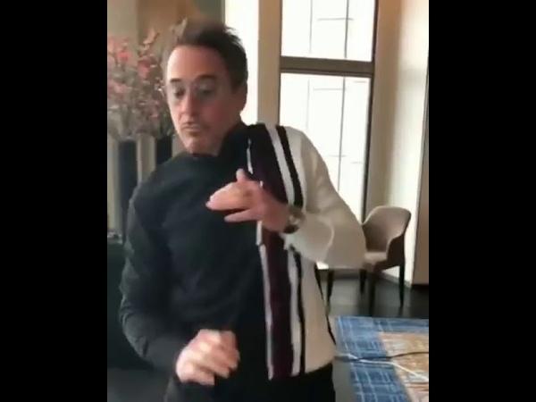 Renai Circulation x Robert Downey Jr