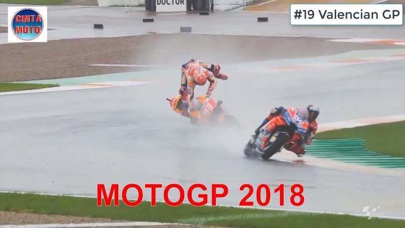 MotoGP 2018 - Sorot Musim Balap Utama Penuh Bagian 1 dari 2