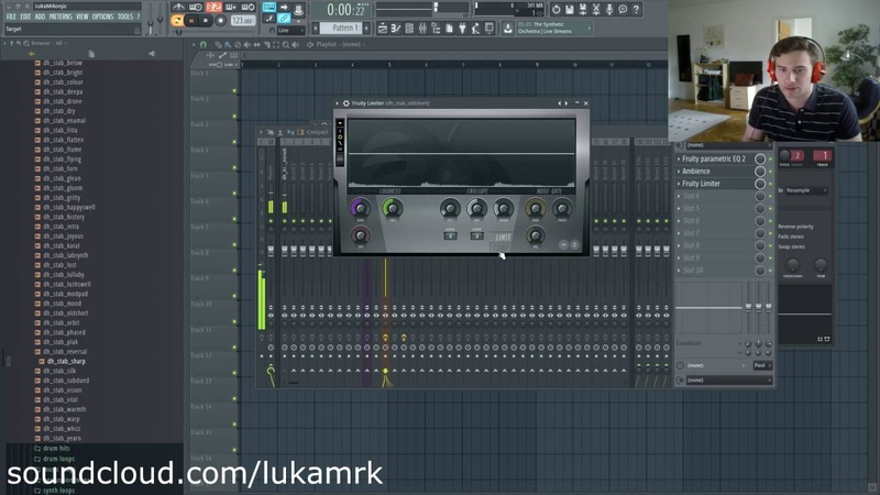 Fl Studio 12 | How to create a simple Tech House/Lounge beat (Beginner)