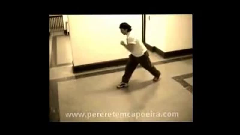 Capoeira Angola Basics 1 - a mini tutorial w_⁄ Contramestre Pererê