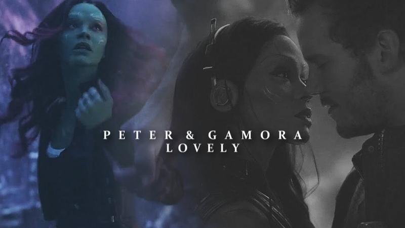 Peter Gamora | Lovely