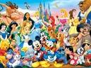 Как менялась заставка Walt Disney 1985 2014