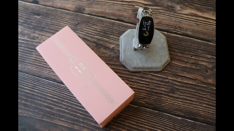 Smart Watch Смарт Часы Lemfo H8 Распаковка AliExpress