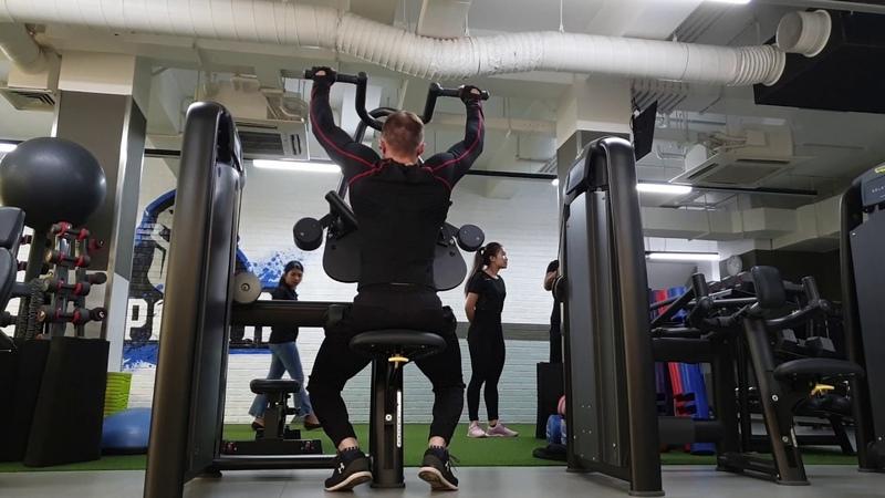 Как прокачать спину и убить в хлам грудные в одной тренировке