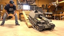 GIANT TANK DESTROYER: FIRST DRIVE! FERDINAND ELEFANT ARMORTEK All Metal 1/6 Scale   RC ADVENTURES