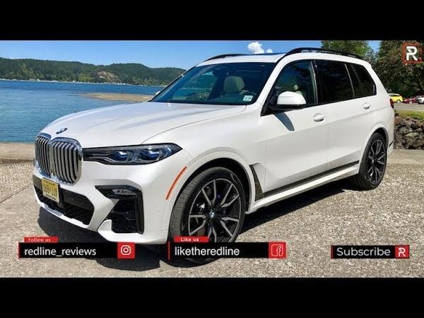 2019 BMW X7 xDrive50i The Big Bad Bimmer