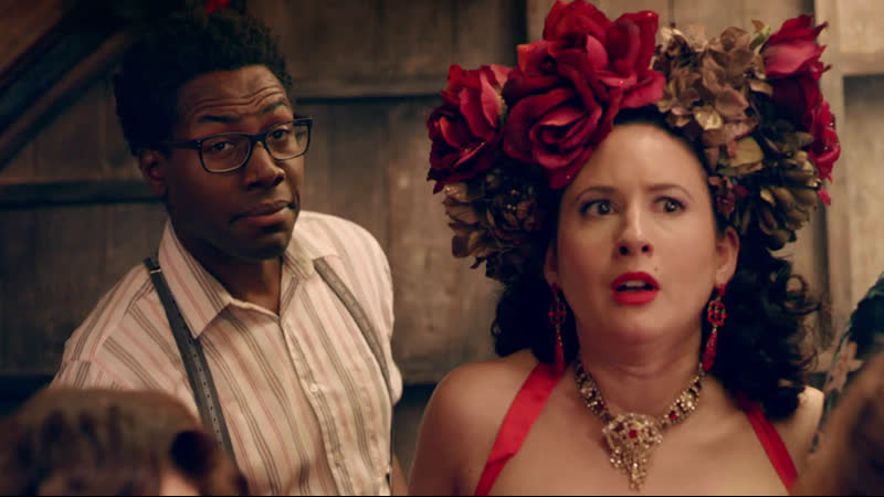 "Timewasters Season 2 Episode 2 In Da Club "" itv Two 2019 UK ENG"