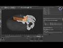 Tip - 222: How to create a growth effect in Cinema 4D