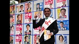 Foreign-born candidates on the Tokyo campaign trail