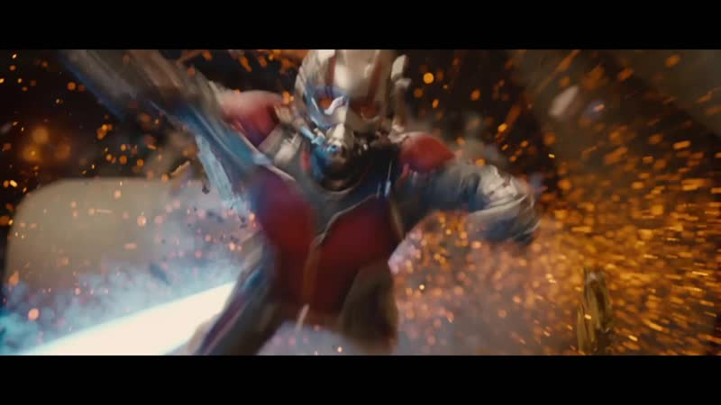There was an idea - Avengers: Endgame trailer
