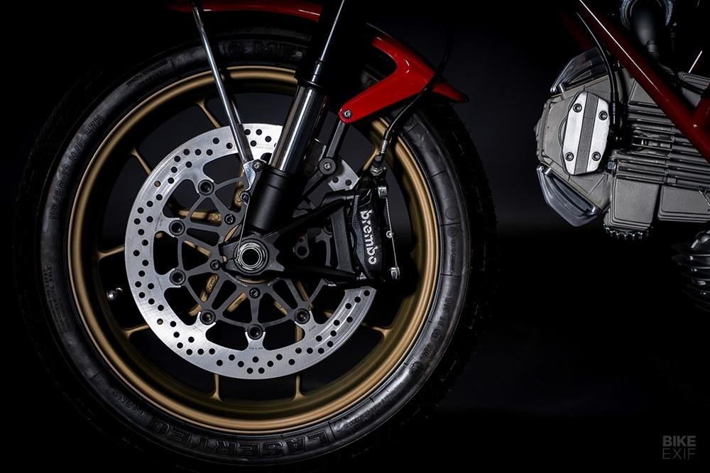 Уолт Сигел: кастом Ducati