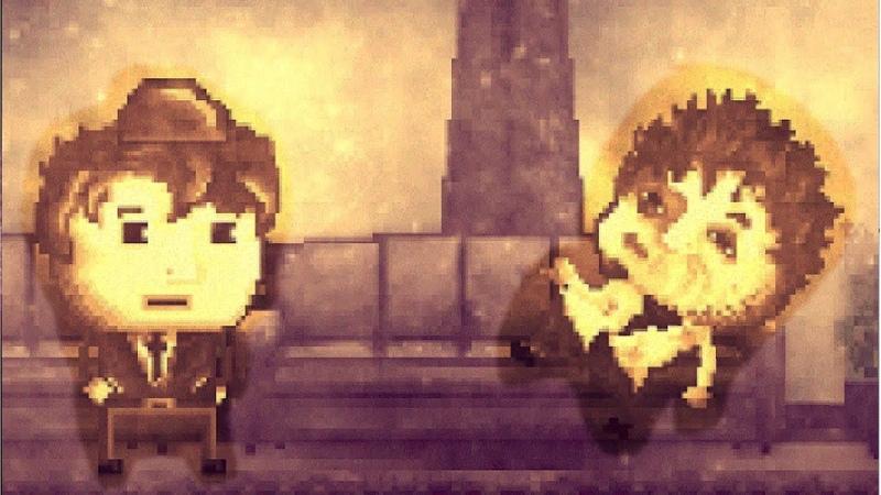 Пыхаем во всю в наркопритоне! | DISTRAINT Pocket Pixel Horror 6