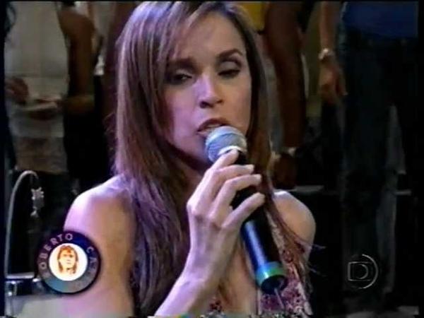 Daniela Mercury - De tanto amor (Altas Horas)