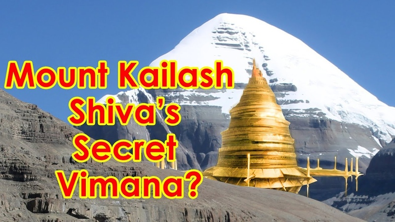 Secret City of Shiva in Mount Kailash and Mount GowriShankar David Childress from Ancient Aliens