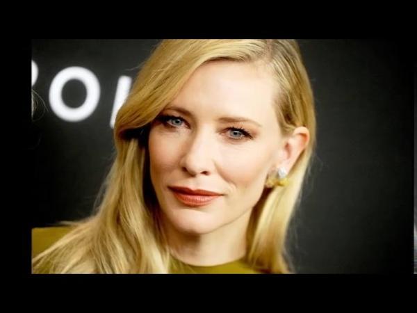 First be a woman ,Cate Blanchett.