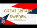 IFAF WOMEN'S EUROPEAN CHAMPIONSHIPS 2019 - Great Britain vs Sweden