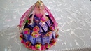 Barbie Doll Decoration Idea With Chocolates | How To |Wedding gift | CraftLas