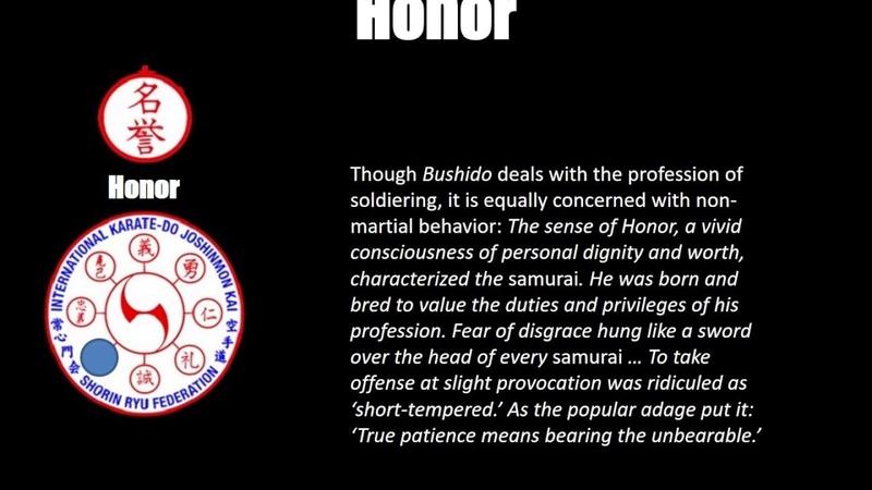 The International Karate Do Joshinmon Kai Shorin Ryu Federation Logo Explanation