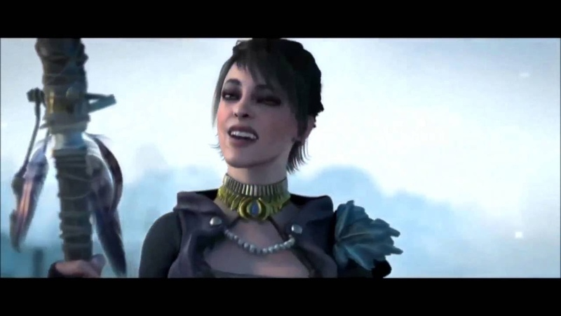 Dragon Age Trilogy - Worlds Collide - Game Music Video