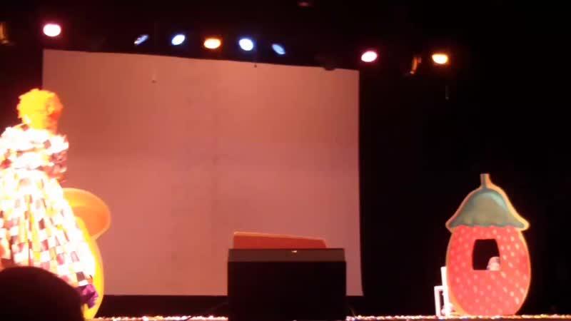 Незнайка и его друзья театральная постановка Mandarin Club 13 05 2019г на сцене театра им А Райкина mp4