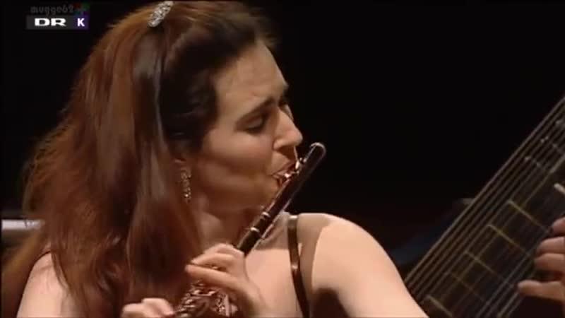 © Vivaldi - Fløjtekoncert Il Gardellino - Dóra Seres DRUO