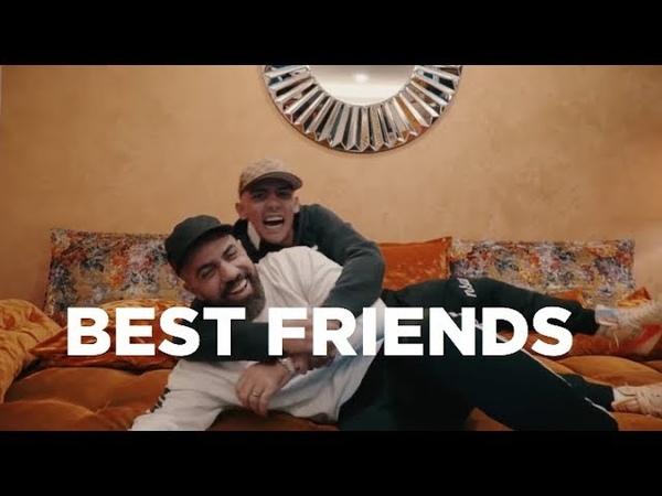 Capital Bra feat Bushido Olexesh Best Friends Remix Musikvideo