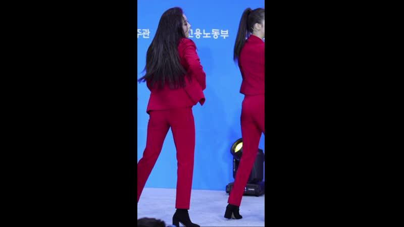 190423 Seungyeon (CLC) - Like It @ 2019 Korean ATD Fair