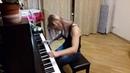 Rammstein - Mein Herz Brennt Piano Cover by Anastasiya Vlasyuk