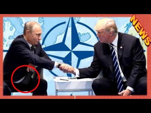 L'OTAN a emprunté la Russie pour justifier son incompétence Nouvelles TV