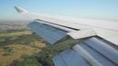Lufthansa Boeing 747-400 landing in Buenos Aires (EZE)