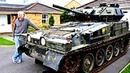 Mann kauft russischen Panzer auf eBay und findet etwas Unglaubliches