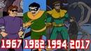 Эволюция Доктора Осьминога все появления в фильмах и мультфильмах 1967-2017