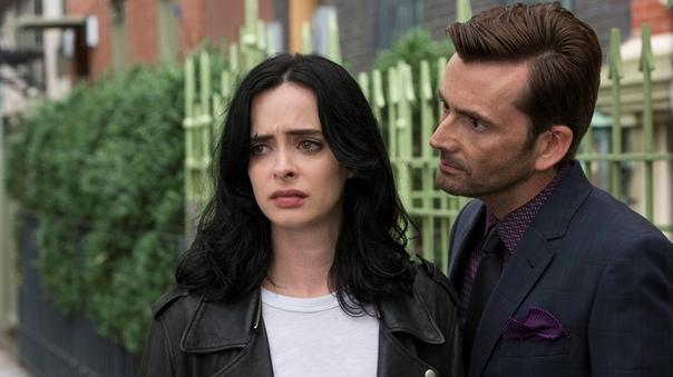 Дэвид Теннант подтвердил, что не вернётся в 3 сезоне «Джессики Джонс» Для поклонников супергеройских сериалов Netflix новость о закрытии «Джессики Джонс» была большим ударом. Третий и