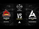 Match for 3rd place Collapse GG vs Absurd Gaming Major Qualification I