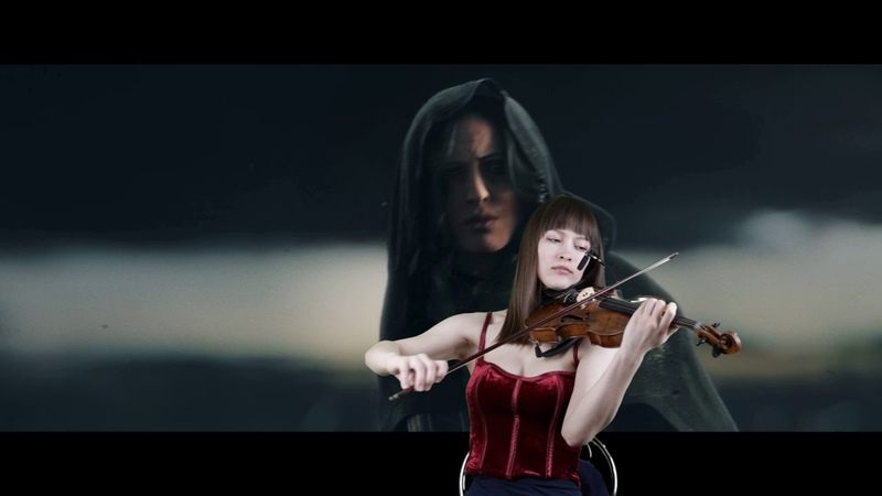 Maria Moon Witcher 3 music ost violin cover (the trial)