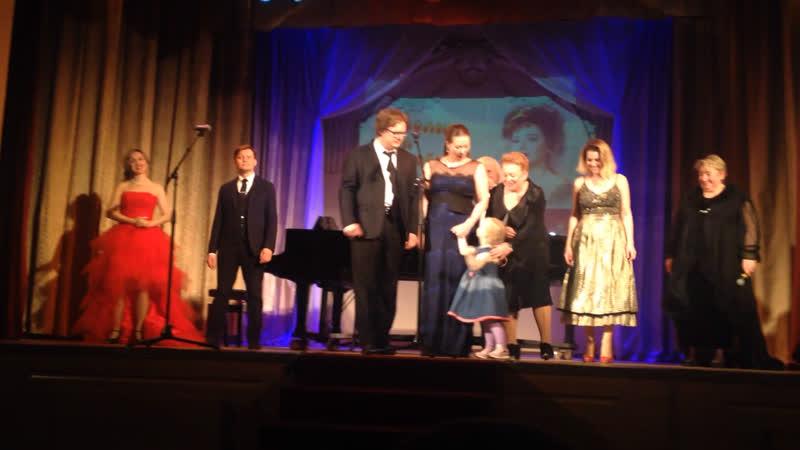 Праздник опереты в Пушкине