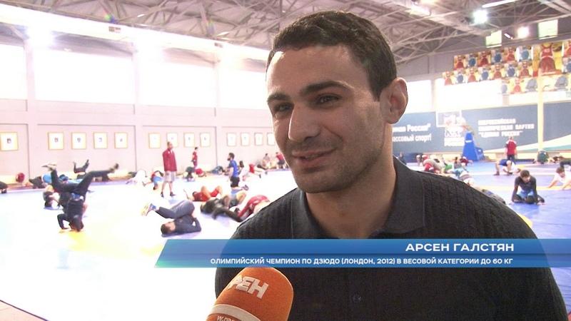 В Сочи завершила сборы национальная команда по греко-римской борьбе. Новости Эфкате