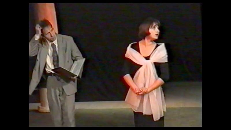 Посвящение, 3-й курс (1999 г.)