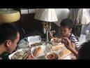 An brothers tv - Trải nghiệm 2 tuần ăn trưa tại cơ quan bố - ngày 1 bánh mỳ chảo