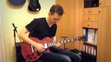 Karolis Dirma - Stand By Me by Ben E. King - Guitar Cover Looper Jam