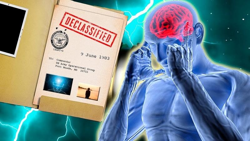 Die CIA Enthüllt Die Verborgene Fähigkeit Der Menschen