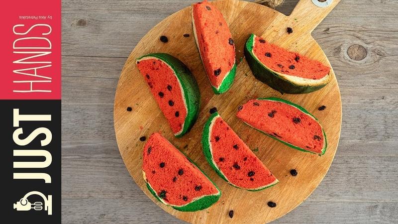 Watermelon raisin bread   Akis Petretzikis Kitchen