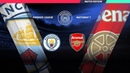 Манчестер Сити 1:0 Арсенал (обзор матча)
