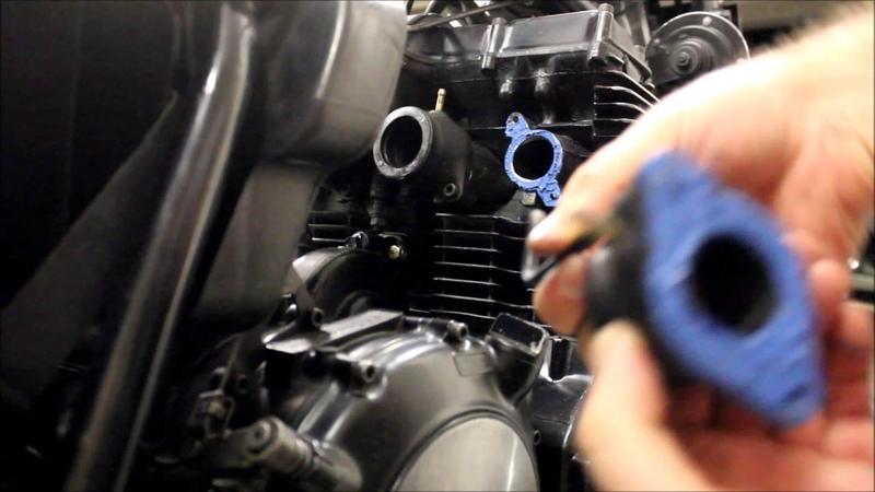Intake Manifold Boot Fix Repair, Heat Shrink. Does it work (XJ650)