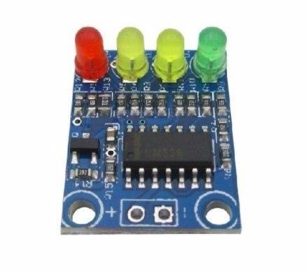 Индикатор заряда аккумулятора 12 В