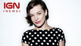 Resident Evil The Final Chapter Behold Milla Jovovich as Elderly Alice - IGN News